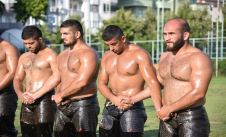 14th Traditional Gökbel Oil Wrestling