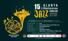 15. International Alanya Jazz Days