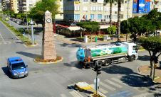 Mikronsis Disinfection Machine Has Started Servicing The City